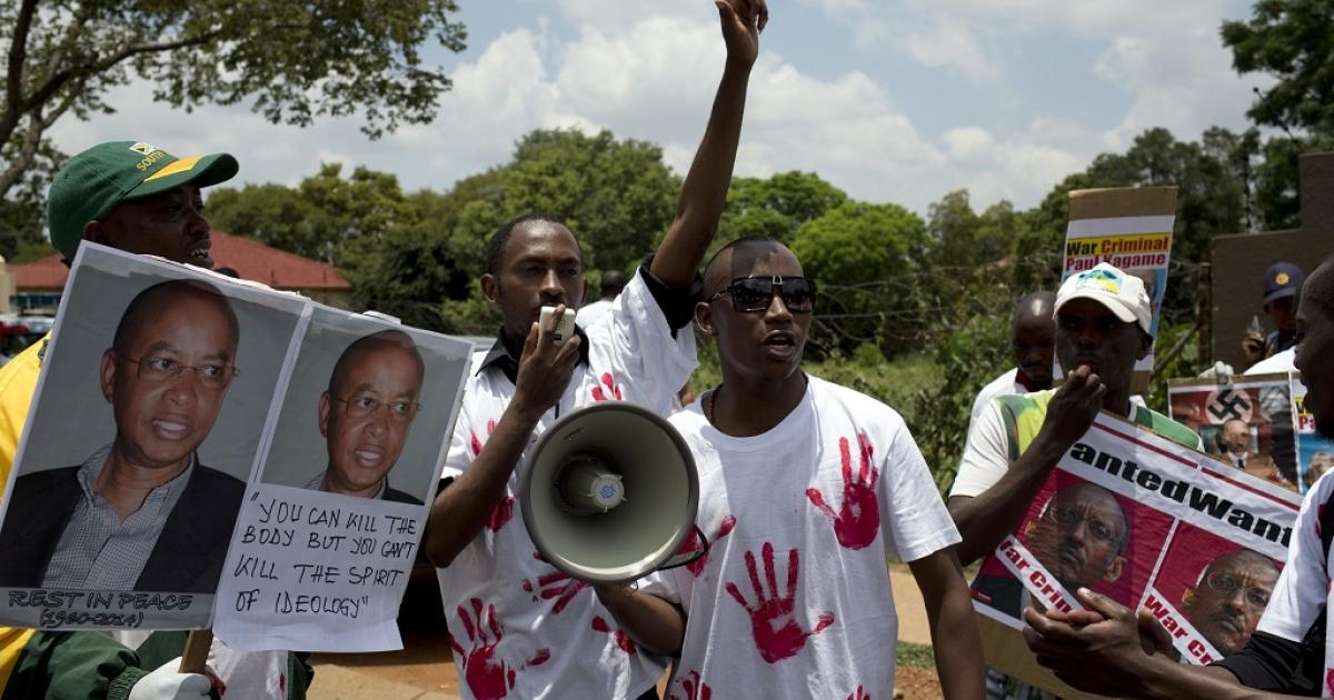 SA reik arrestasiebevel uit vir vermeende moordenaars van Rwandese voormalige spioen - eNCA