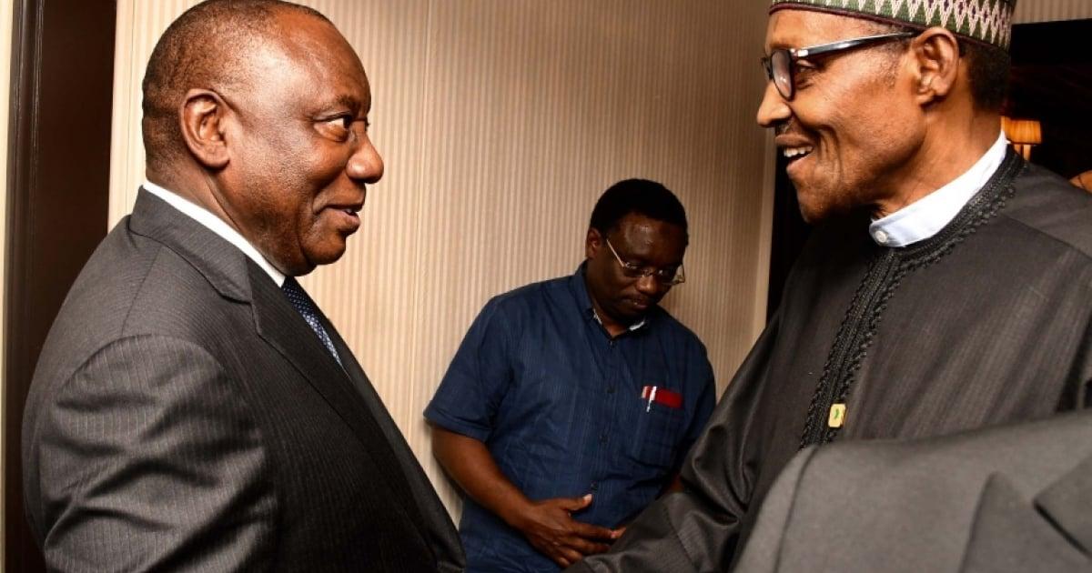 Buhari besoek SA ná aanvalle op buitelandse burgers - eNCA
