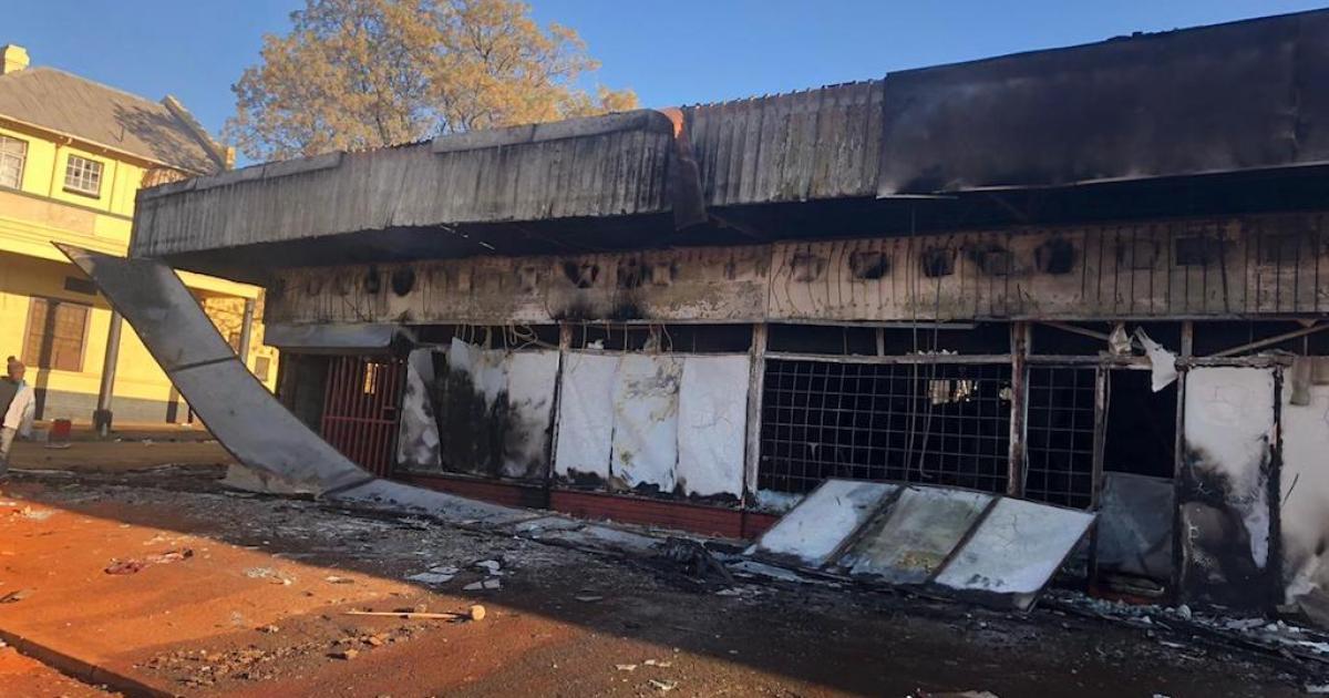 ANC vra om wet en orde in Joburg CBD - eNCA te herstel