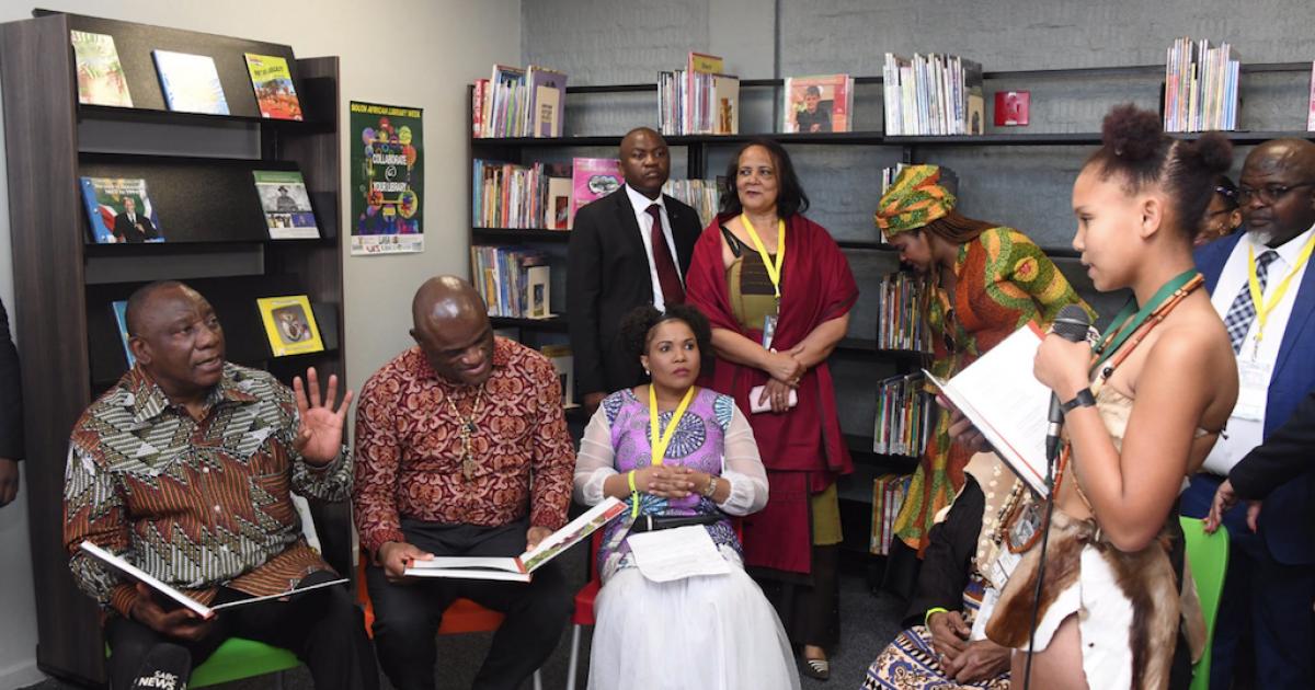 Erfenisdag: Inheemse tale lewendig gehou - eNCA