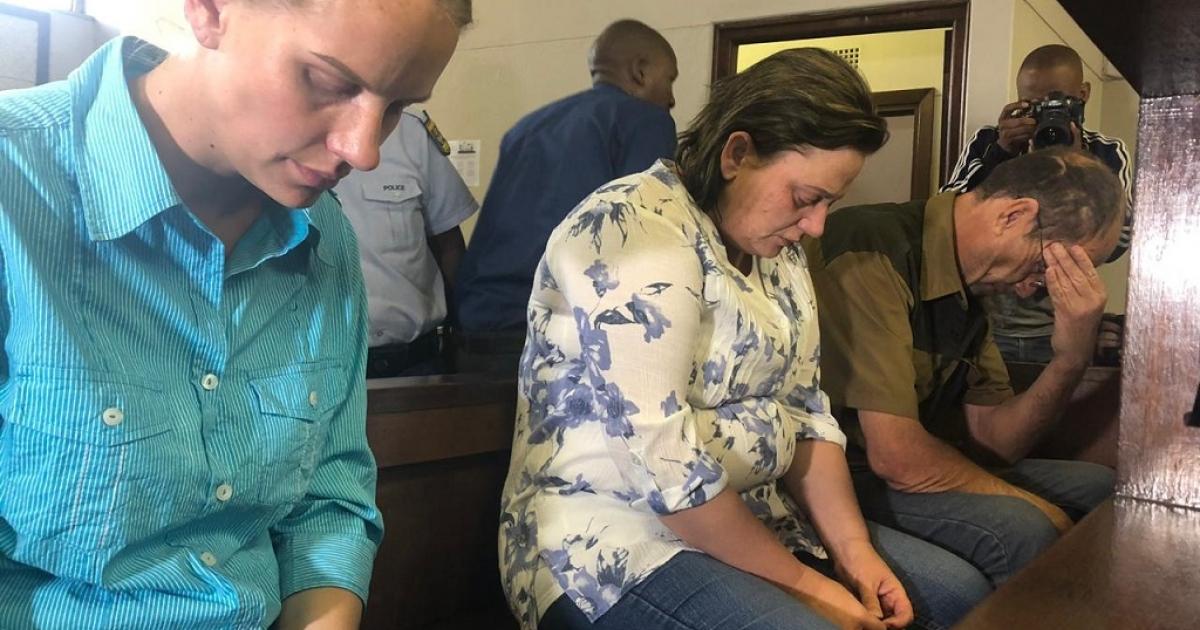 Amy'Leigh-ontvoering van verdagtes se borgtogaansoek uitgestel - eNCA