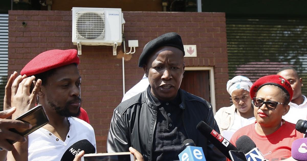 EFF verwerp EWN se verskoning oor Malema-opmerking - eNCA