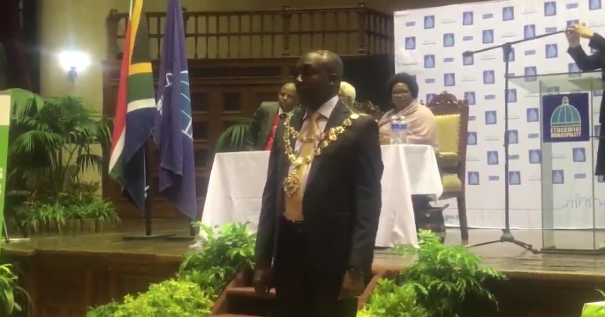 Nuwe burgemeester in Durban verkies - eNCA