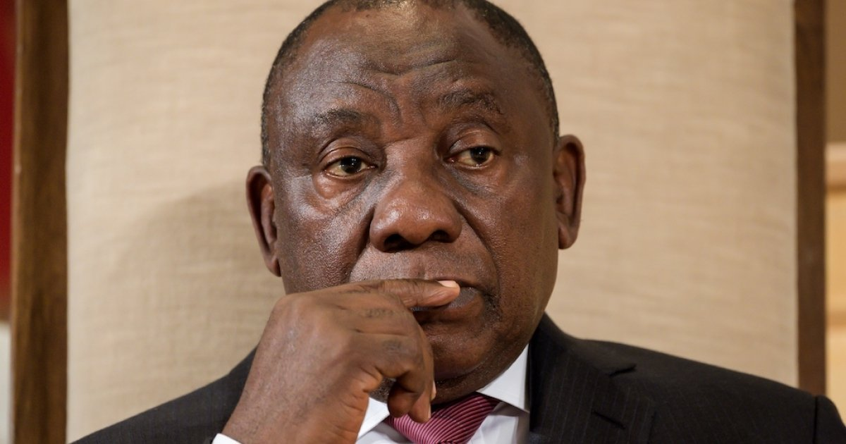Ramaphosa 'pyn' deur korrupsie in die gesondheidsorgsektor - eNCA