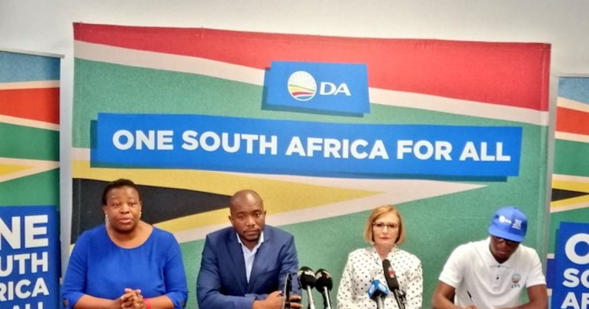 DA leadership race: Who will be the victor? - eNCA