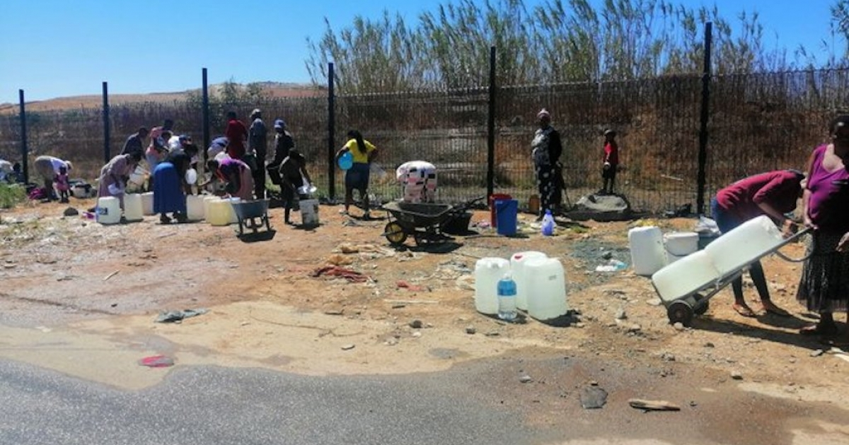 Stage 2 water supply restrictions for Joburg - eNCA