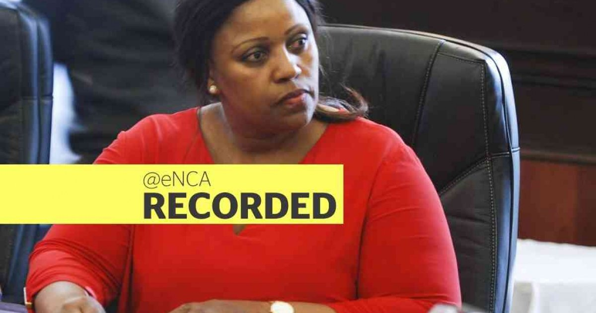 WATCH: Myeni's trial expected to go ahead with or without her - eNCA