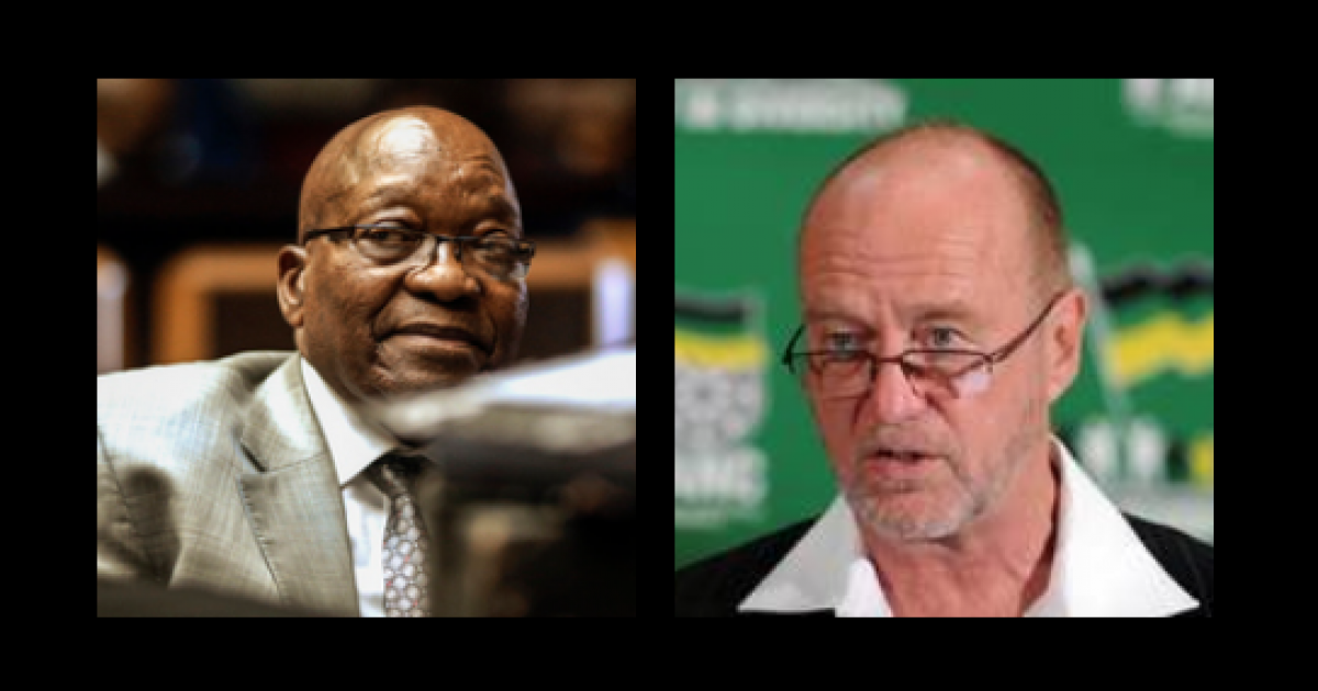 Hanekom accepts Zuma's apology - eNCA