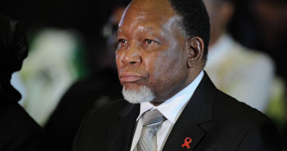 Kgalema Motlanthe appointed head of Nelson Mandela Foundation - eNCA