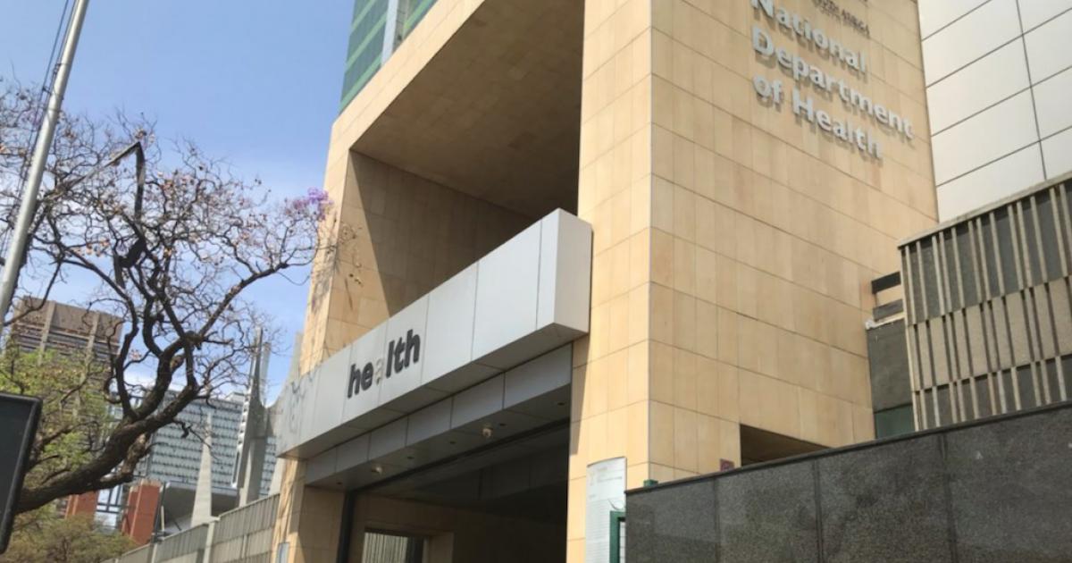 Gauteng premier suspends provincial health HoD - eNCA