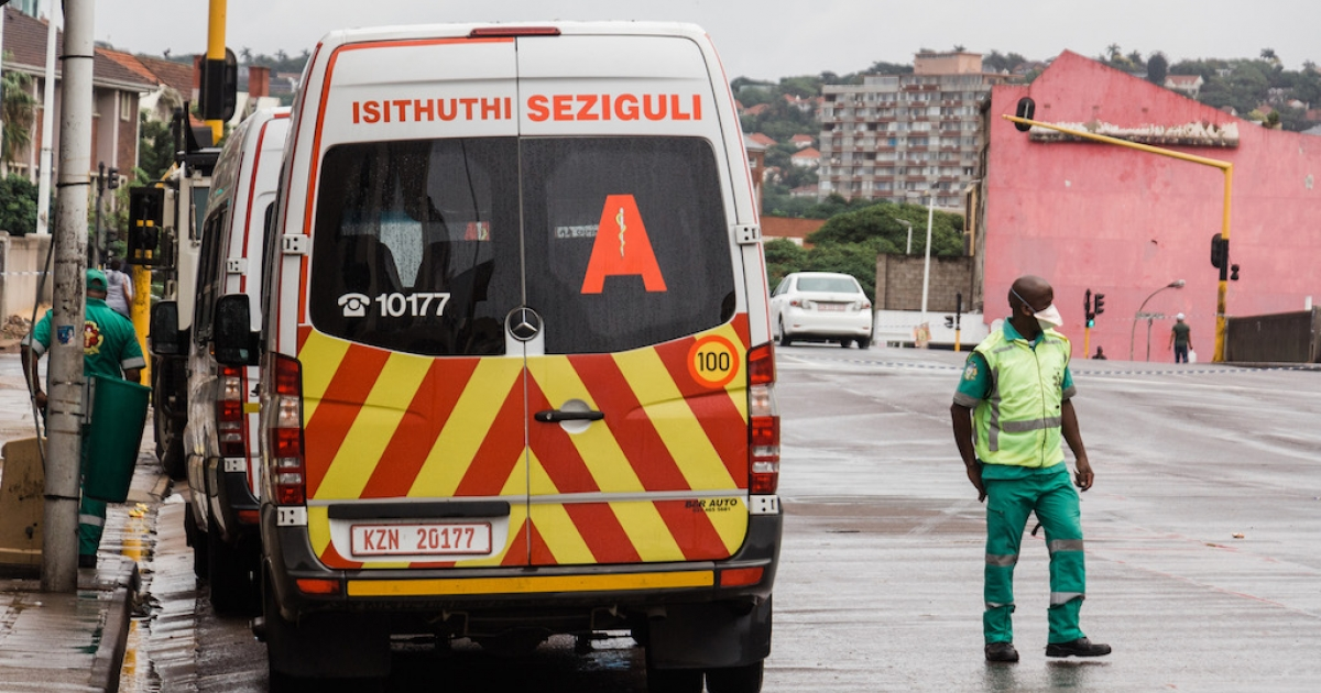 COVID-19: Five more deaths reported in South Africa