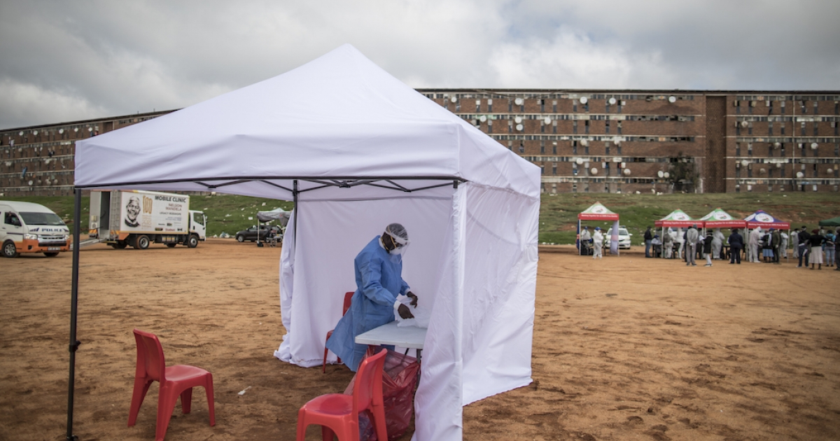 COVID-19 in SA: Death toll rises to 611 - eNCA