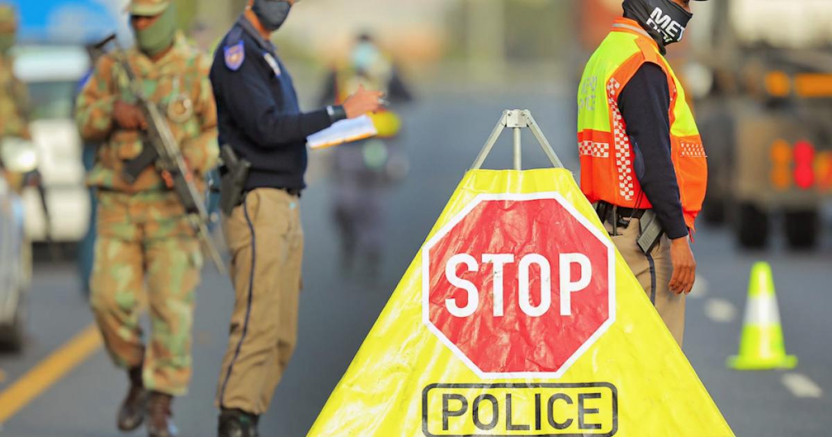 SA lockdown: Around-the-clock roadblocks set up in Gauteng