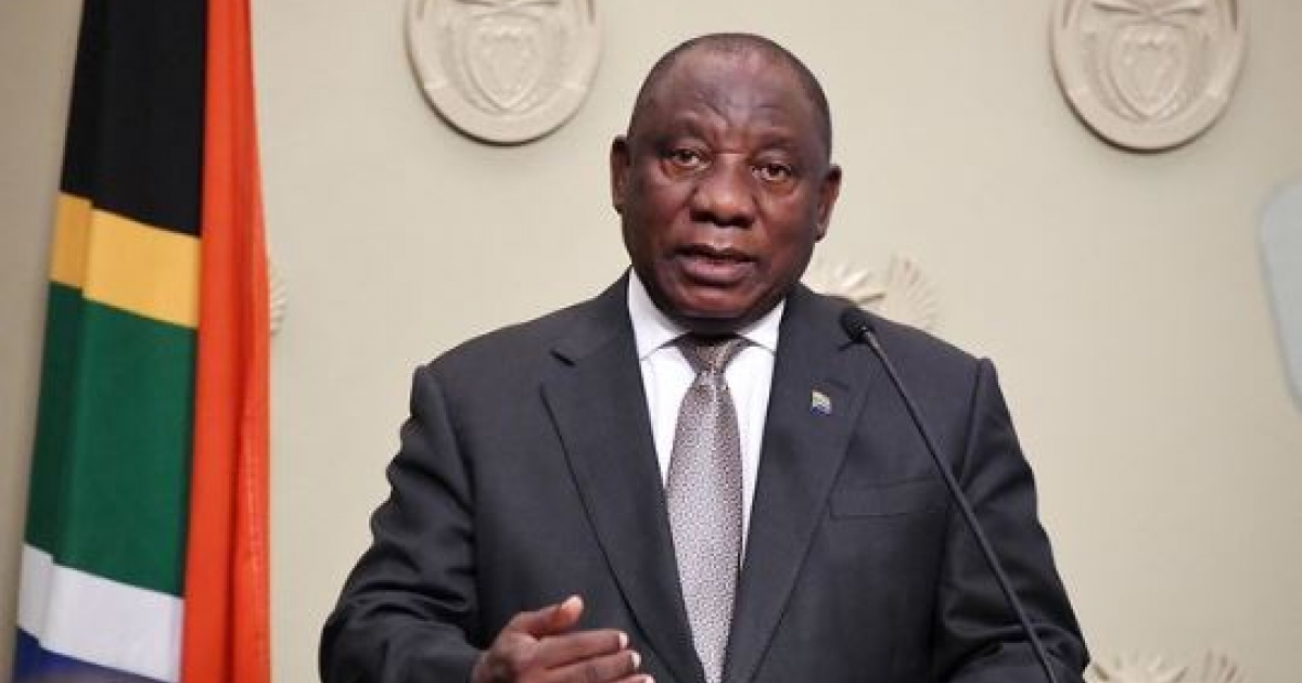 COVID-19: Ramaphosa consulting with political parties - eNCA