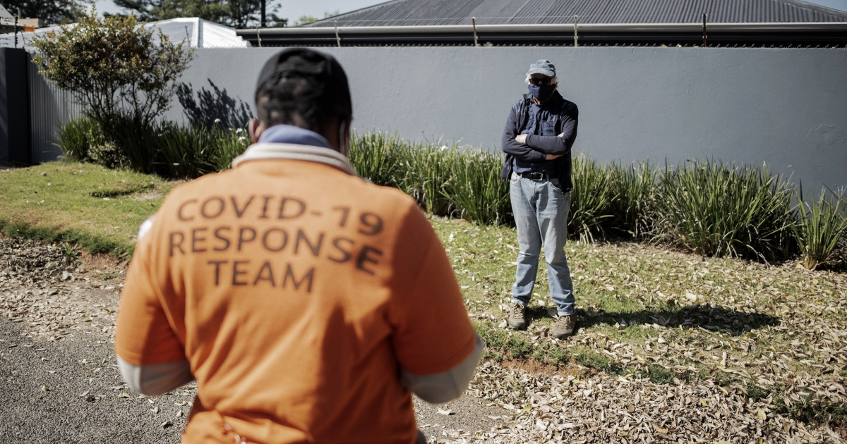 22 more deaths reported as COVID-19 cases rise - eNCA