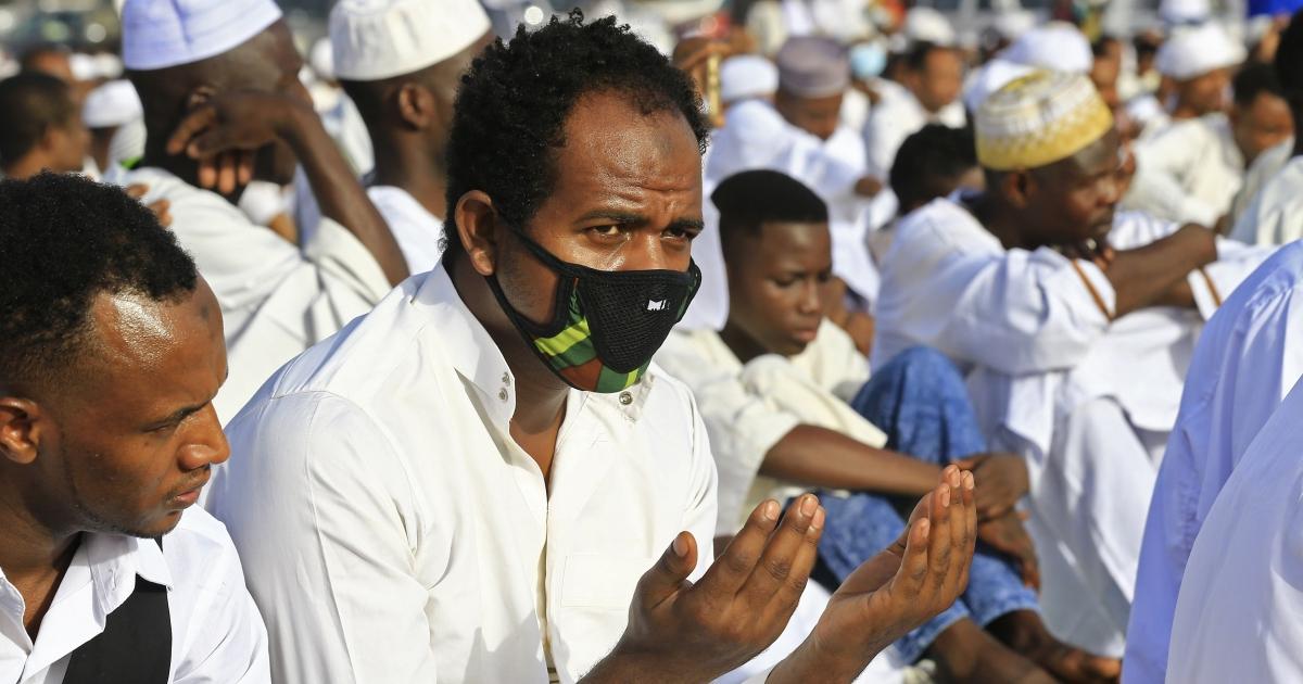 Virus lockdowns stifle Eid celebrations as infections rise - eNCA