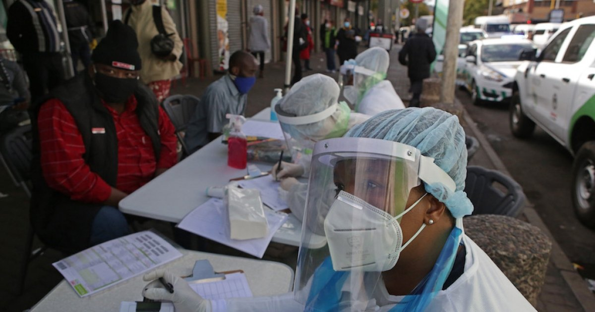 Coronavirus in SA: Death toll tops 10000 mark - eNCA