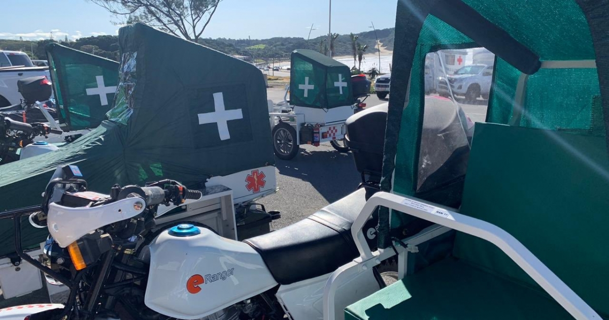 Mkhize: Eastern Cape scooter ambulances fail to meet standards - eNCA