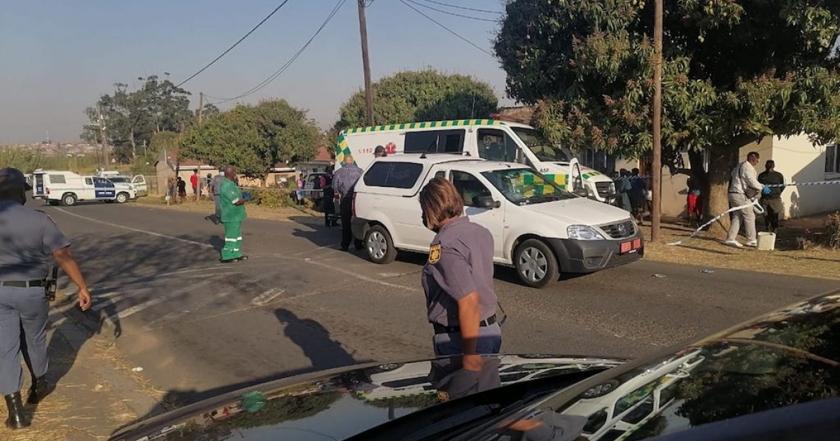 Principal shot dead outside KZN school - eNCA