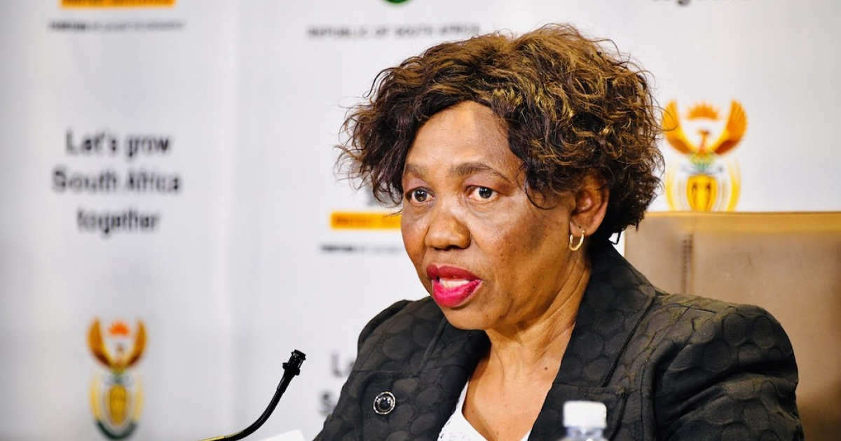 Motshekga to brief SA on readiness of other grades returning to school - eNCA