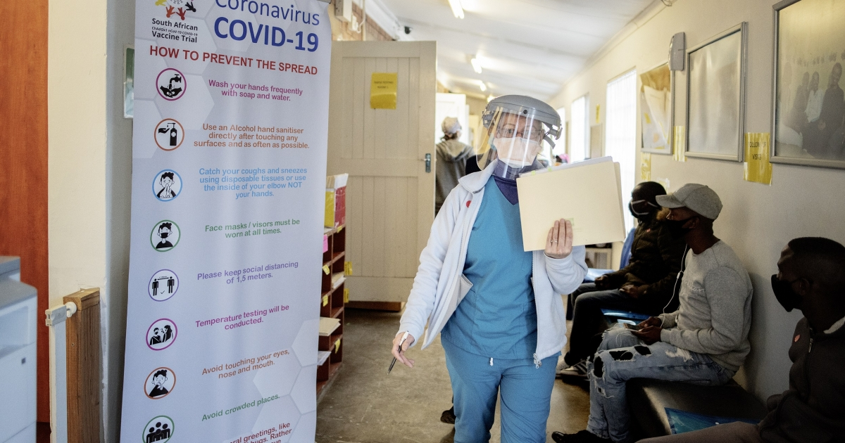 COVID-19 cases in SA exceed the 300000 mark - eNCA