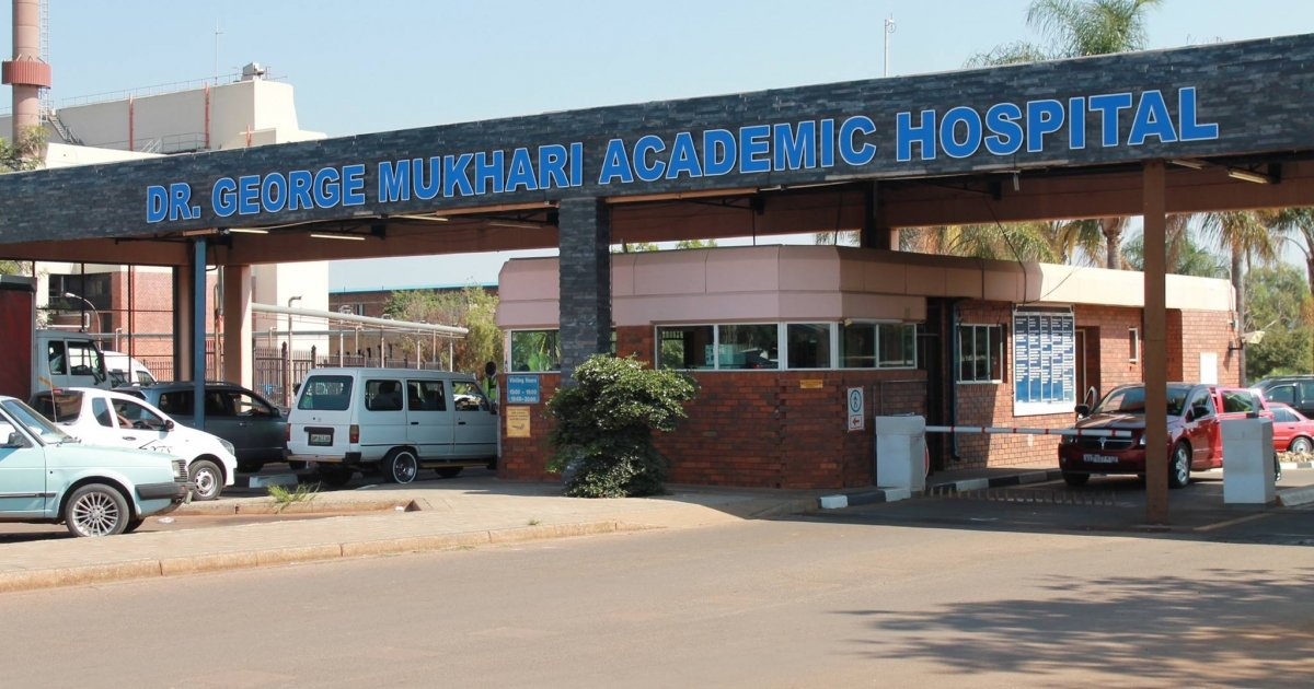 Shock over alleged child rape at hospital - eNCA