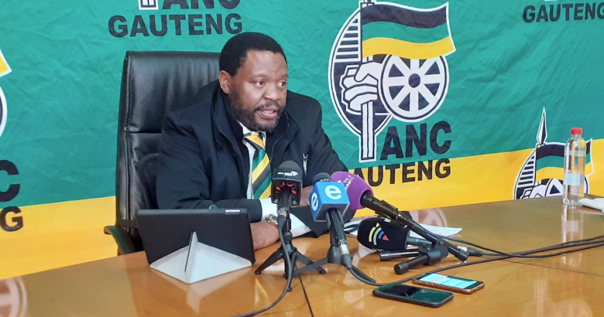 ANC wants West Rand, Merafong mayors to step down - eNCA