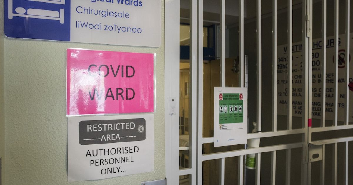 COVID-19 in SA: 83 more deaths recorded - eNCA