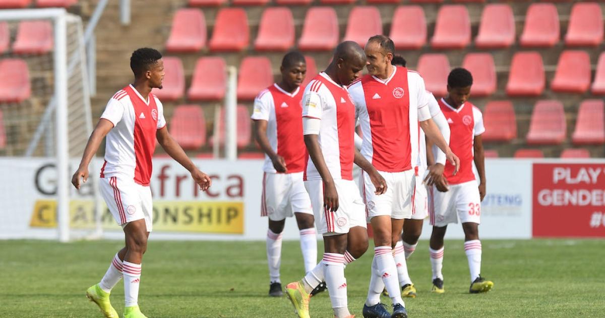 Ajax Amsterdam part ways with Ajax Cape Town - eNCA