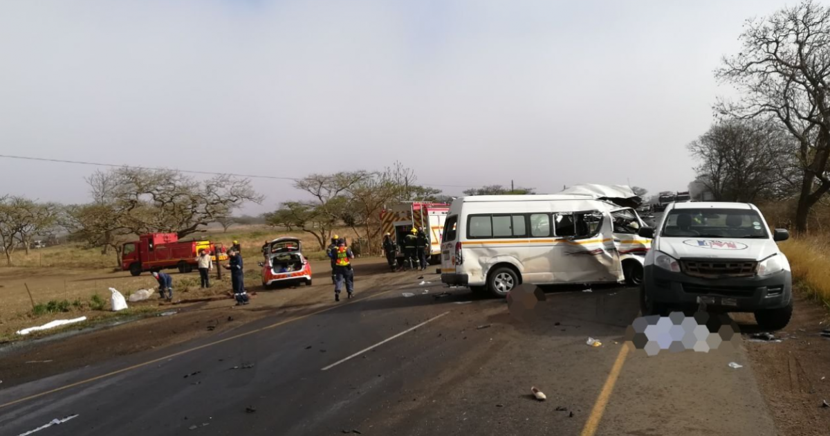 UPDATE: At least 13 people die in KZN crash - eNCA