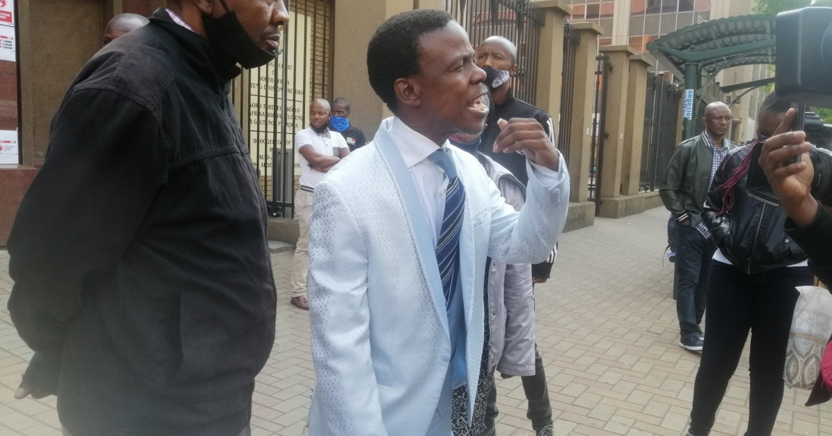 Mboro vs Bushiri: Defamation matter struck off the roll - eNCA
