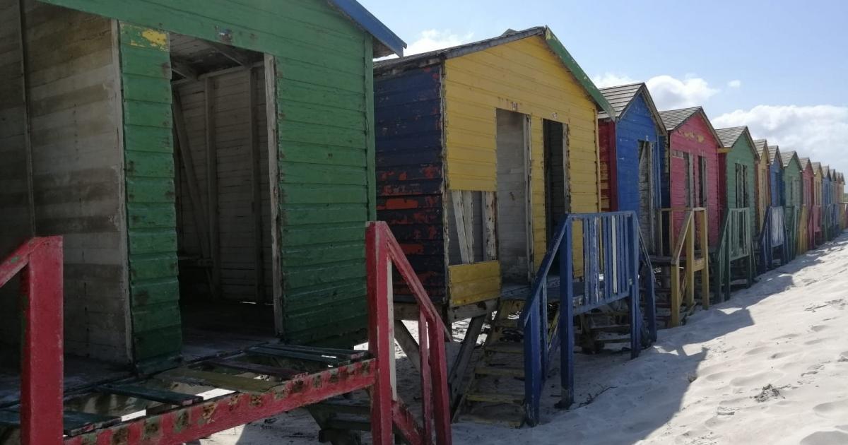 Saving the Muizenberg beach huts