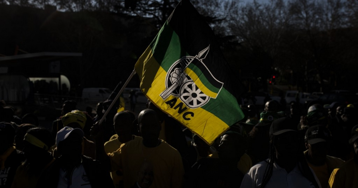 EXCLUSIVE: Senior ANC officials allegedly 'captured' by cartel