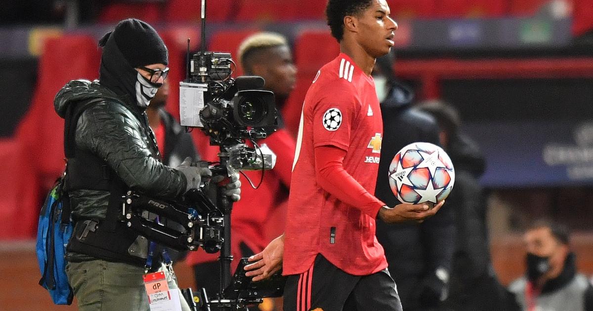 Rashford scores hat-trick as Man Utd smash Leipzig | eNCA