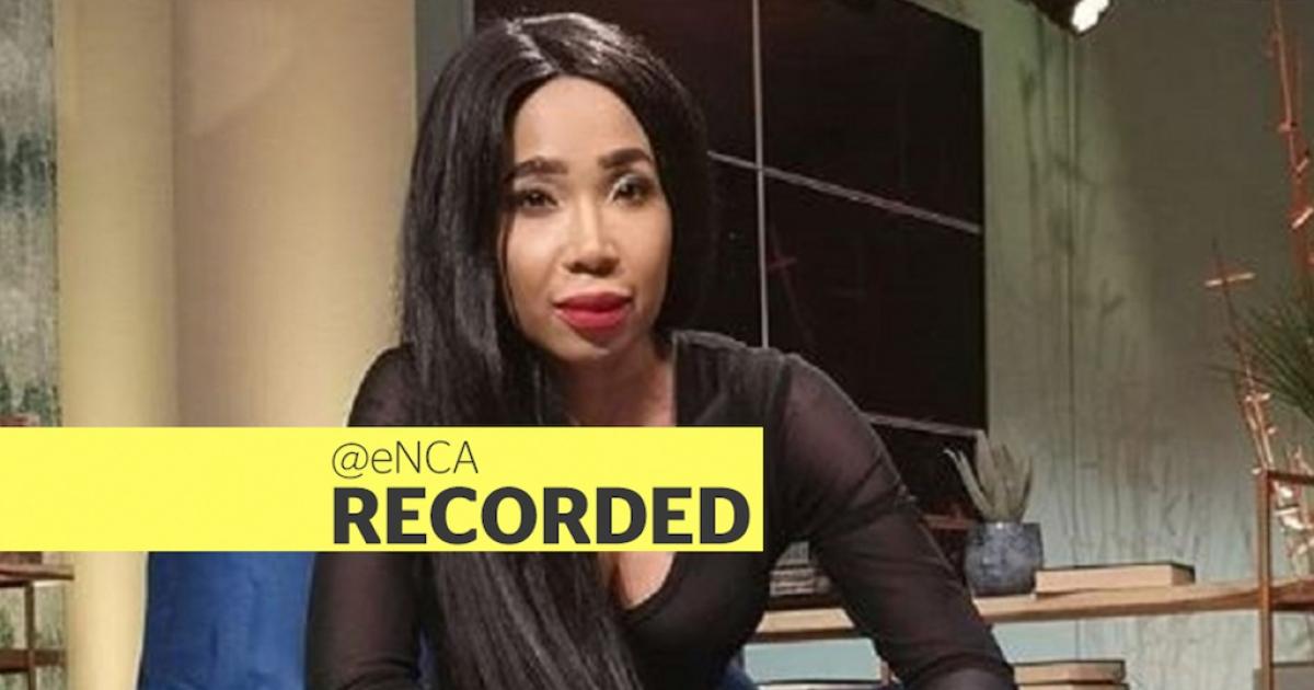 LIVESTREAM: Memorial service for late kwaito star Mshoza - eNCA