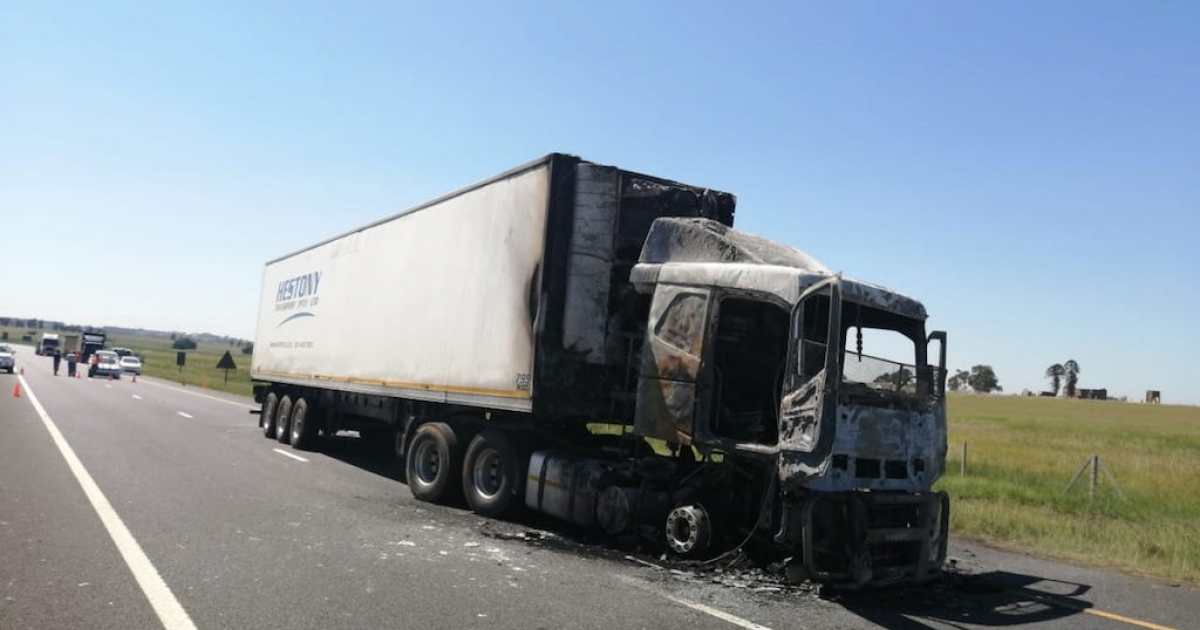 Government moves on truck attacks - eNCA