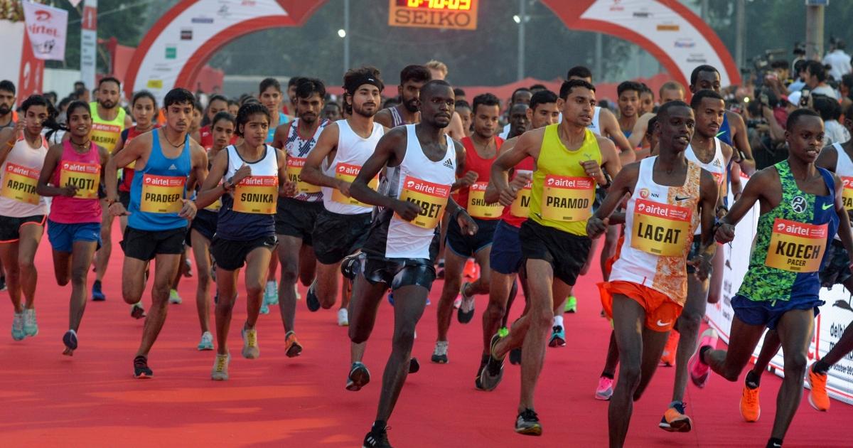 Doctors warn over Delhi's 'suicidal' half-marathon - eNCA