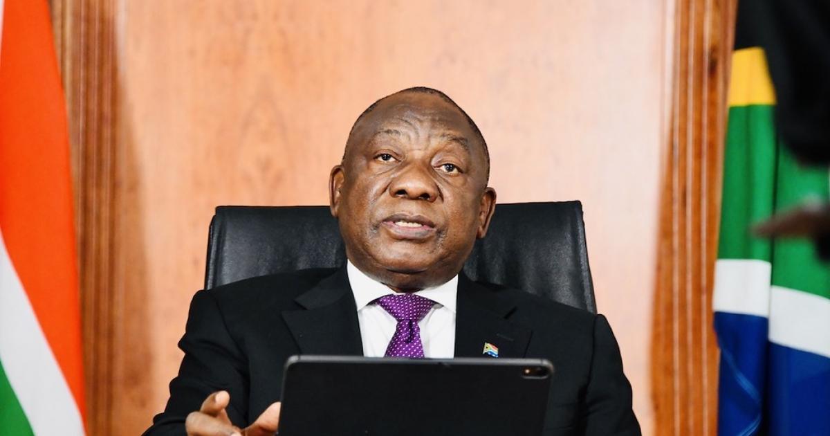ATM calls for secret ballot vote in Ramaphosa no confidence motion - eNCA