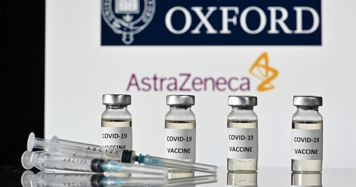 AstraZeneca/Oxford say COVID vaccine shows 70% efficacy | eNCA
