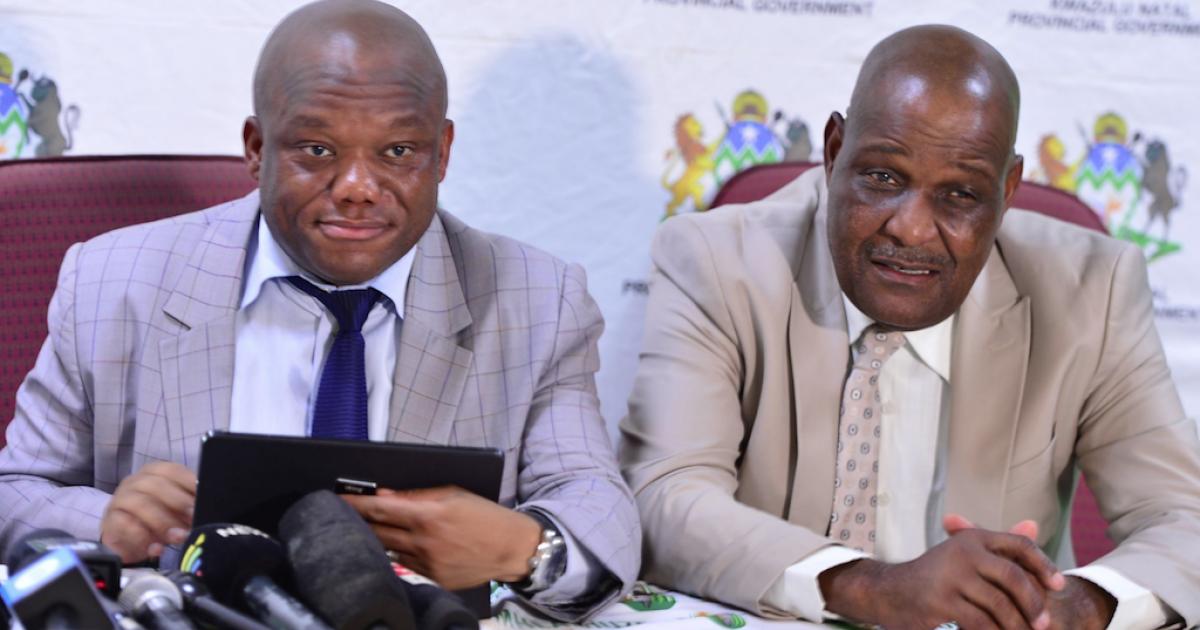 Zikalala pays tribute to Transport MEC Ntuli - eNCA