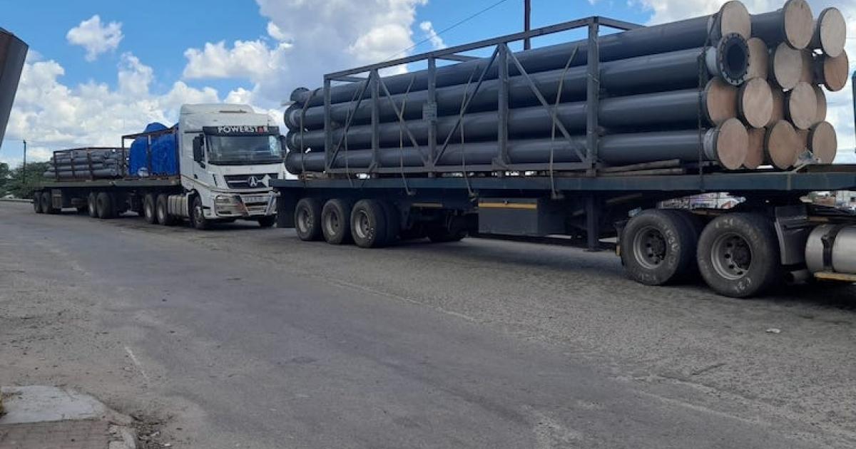 Beitbridge Border   Zimra says the chaos is resolved
