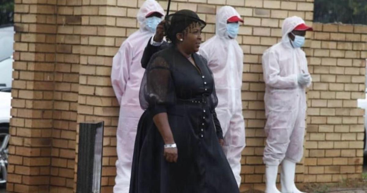 Mpumalanga premier admits guilt, pays fine - eNCA