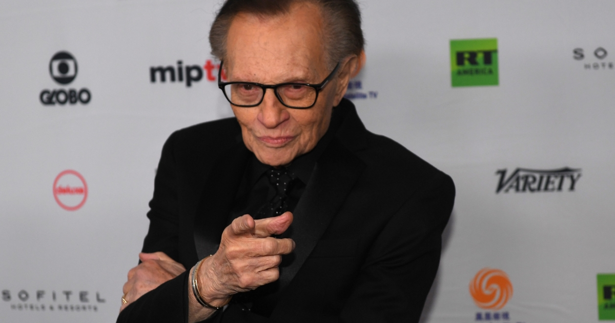 Iconic TV and radio interviewer Larry King dead at 87 - eNCA
