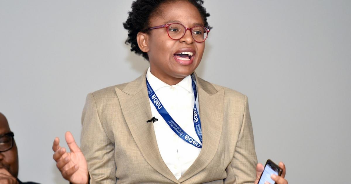 Ntshavheni appointed as acting Minister in the Presidency - eNCA