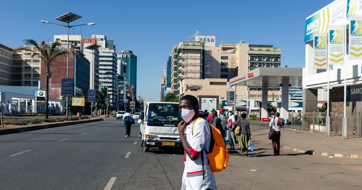 MDC urges Ramaphosa to intervene in Zimbabwe