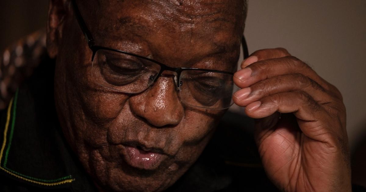 Zuma's special plea dismissed, trial to start in April - eNCA