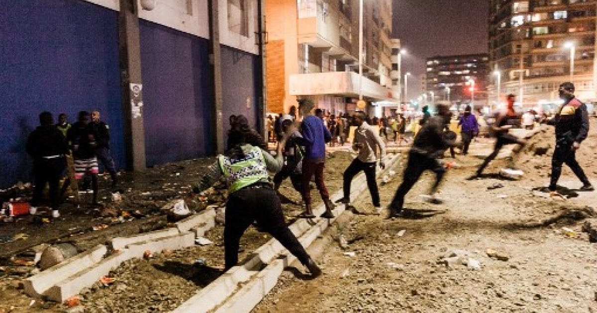 Govt: Instigators of unrest will feel full might of the law