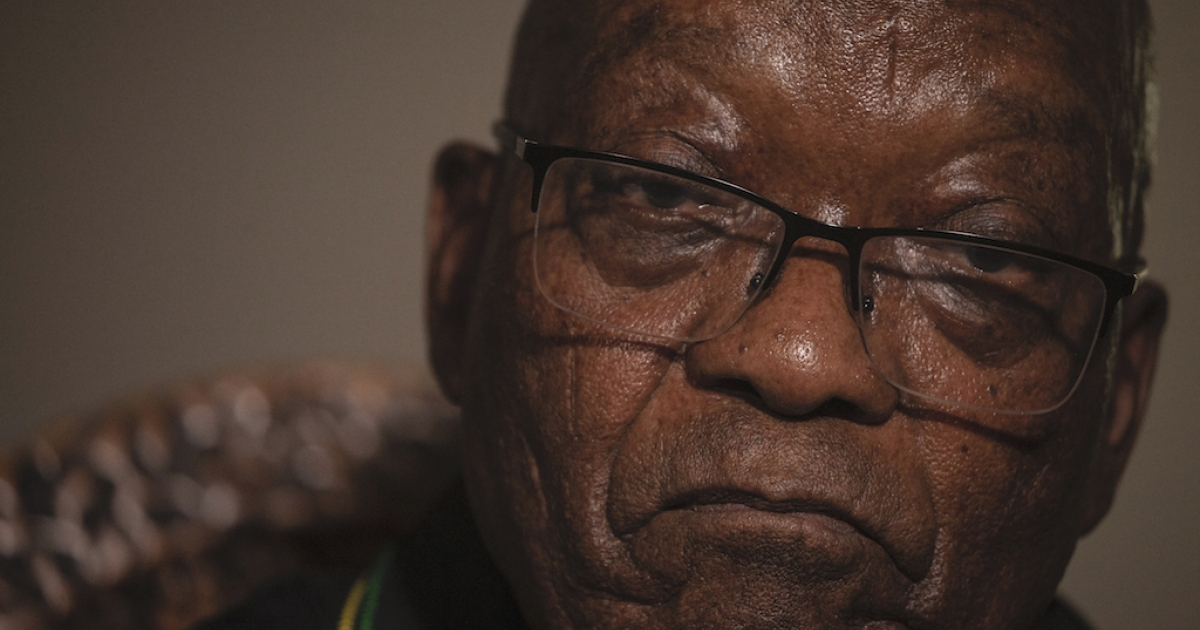 Zuma incarceration | Trucks set alight on N3 highway