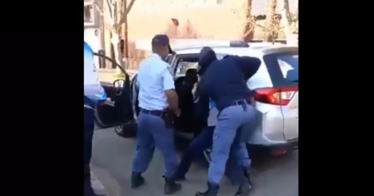 Police probe Krugersdorp dragging incident