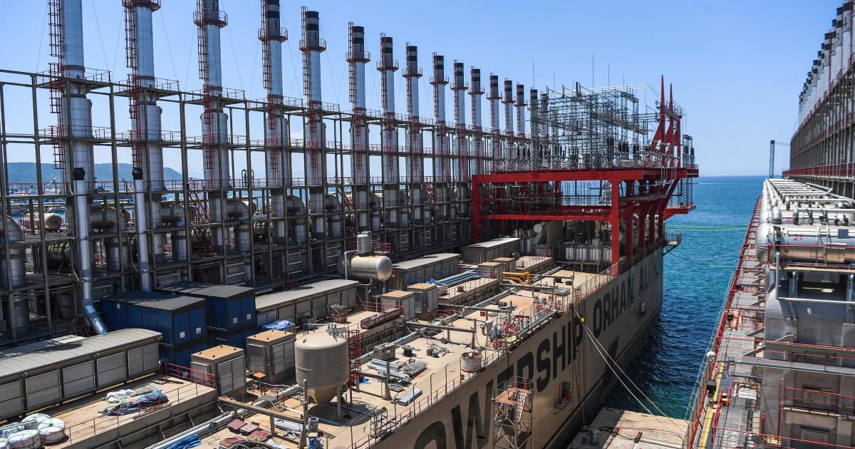 Nersa approves generation licenses for Karpowership SA - eNCA